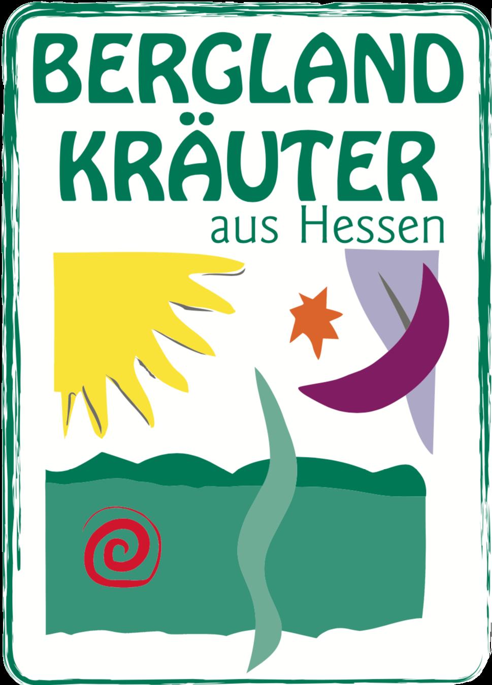 Berglandkräuter aus Hessen-Logo