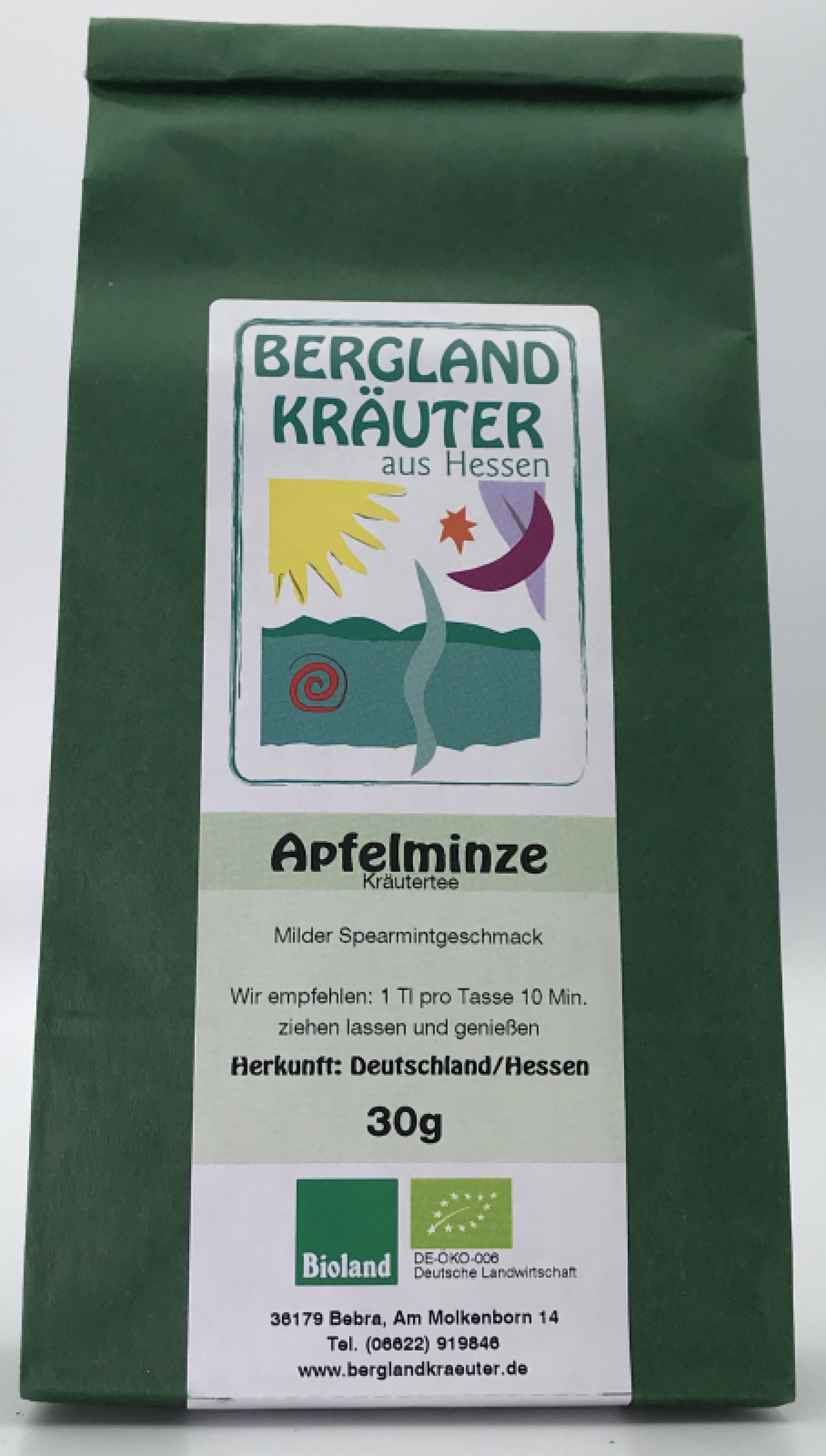 Apfelminze, 30g